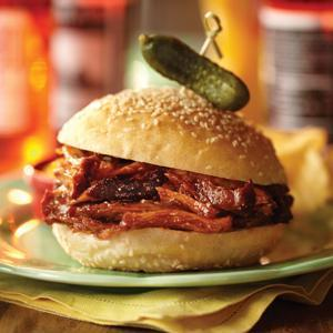 Uncle Vince's Pulled Pork Barbecue
