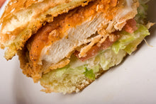Load image into Gallery viewer, Sweet and Spicy Chicken Sandwich