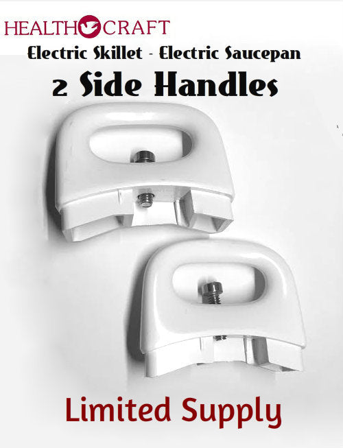 CLOSE OUT SALE Health Craft™  WHITE Side Handle for 12