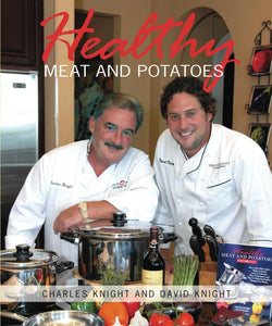 Healthy Meat and Potatoes - Waterless Cooking - Instruction and 150 Recipes - 238pgs
