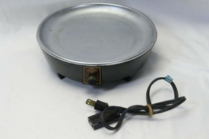 ELECTRIC CORD for West Bend Slow Cooker Base, Smokeless Broiler and Jet-O-Matic Coffee Maker