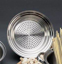 2qt 3-Tier Surgical Stainless Steel STEAMER STRAINERS fits 1½ 2qt 2½qt 3qt 3½qt 4qt 6½qt