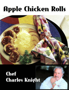 Apple Chicken Rolls