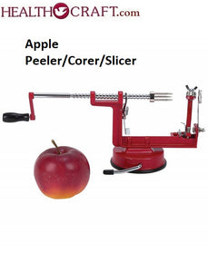 Apple Peeler Corer and Slicer