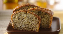 Load image into Gallery viewer, GOING NUTS OVER SWEET POTATO BANANA BREAD by Chef Charles Knight