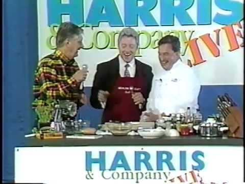 Beef Stroganoff cooking video with Bill Clinton (Tim Waters)