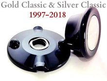 Load image into Gallery viewer, 3 Stainless Steel WAVE WASHERS for vent knobs 1983 to 2018