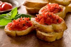 Bruschetta -Recipe &  Cooking Video