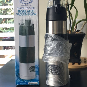 Insulated Surgical Stainless Steel Vacuum Flask - Ask how to get it FREE!