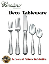 Load image into Gallery viewer, Deco Surgical Stainless Steel Tableware