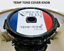 Load image into Gallery viewer, Cordon Bleu TEMP TONE Plus Steam Control Vent Knob