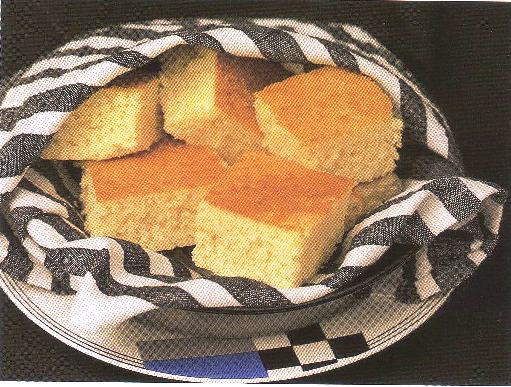 Southern Cornbread on top of the stove
