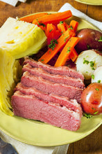 Load image into Gallery viewer, Classic Corned Beef and Cabbage