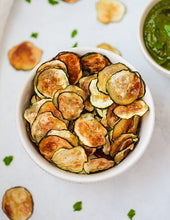 Load image into Gallery viewer, Crispy Creamy Zucchini Bites by Chef Charles Knight