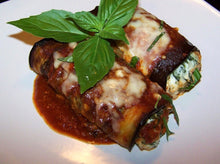 Load image into Gallery viewer, EGGPLANT ROLLATINI