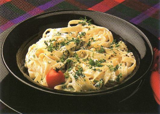 Reduced Calorie Fettuccine