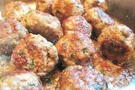 Barbeque Turkey Meatballs see video