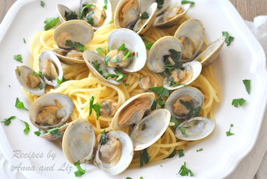 Jersey Clams and Linguini