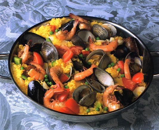 Paella - See Video