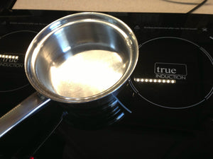 PERFECT SOFT-BOILED EGGS Induction Cooking - Chef Charles Knight