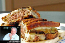 Load image into Gallery viewer, The Classic Patty Melt by Chef Charles Knight
