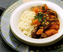 Load image into Gallery viewer, Pork and Pumpkin Stew Chef Delmer Gill see video