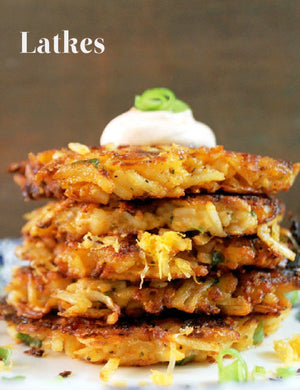 Latke - Potato Pancake