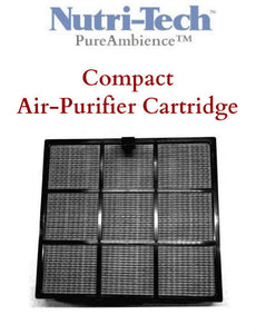 PureAmbience and Nutri-Tech COMPACT Air Filter Cartridge - Call 800-443-8079 for Model No. Price
