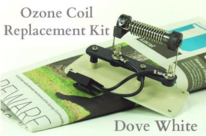 DOVE WHITE Ozone Coil Kit for PureAmbience Nutri-Tech Compact and Deluxe Air Filter