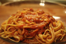 Load image into Gallery viewer, RED CLAM SAUCE with LINGUINI