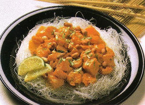 Thai Red Curry Shrimp and Pineapple