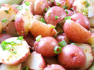 Red Potato Salad with Tarragon Vinaigrette