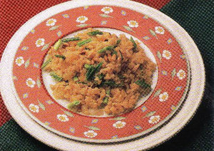 "Chinese ""Not Fried"" Rice"