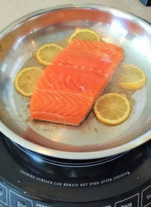Browned Butter Braised Salmon