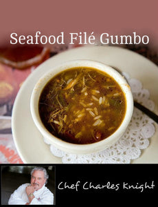 Seafood Filé Gumbo see video