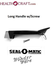 Load image into Gallery viewer, LONG HANDLE and SCREW for Waterless Cookware brands; Camelot, Duncan Hines, Seal-O-Matic, Seal Rite, Wonder Ware