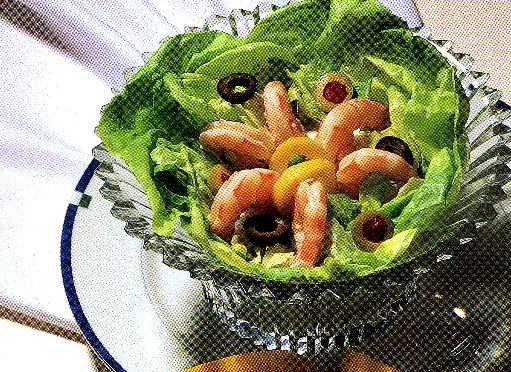 Shrimp Dressing