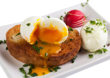 Load image into Gallery viewer, PERFECT SOFT-BOILED EGGS Induction Cooking - Chef Charles Knight