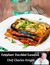Load image into Gallery viewer, Eggplant Zucchini Lasagna