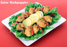 Load image into Gallery viewer, Gator Hushpuppies by Dottie Weakland