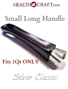 BLACK Silver Classic SMALL Long Handle 1qt Only - Snap-on No Screw
