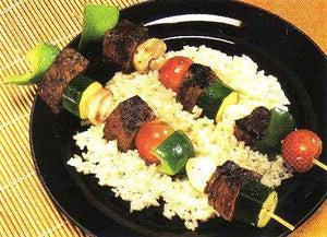 Griddle Kabobs