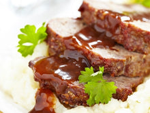 Load image into Gallery viewer, NJ Diner Meatloaf with Roasted Herbed Garlic Gravy