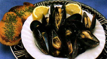 Load image into Gallery viewer, Steamed Mussels in Court Bullion recipe and video