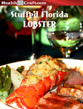 Load image into Gallery viewer, Crab-Stuffed Florida Lobster