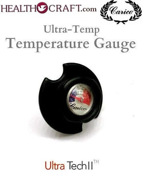 TEMPERATURE GAUGE for Ultra-Tech waterless cookware from Health Craft Carico