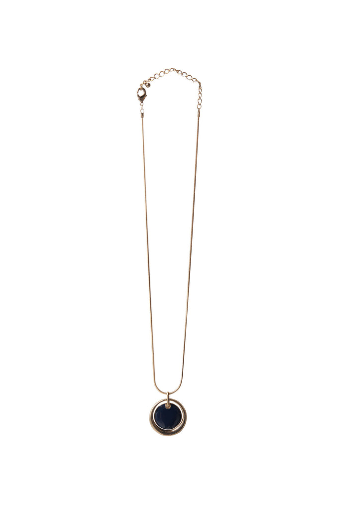 Midnight Blue Necklace