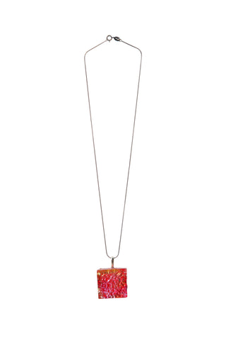 Anna Necklace - Orange