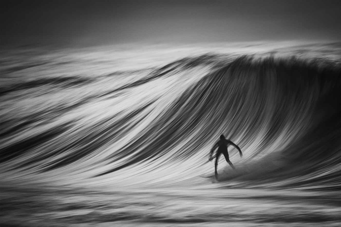 Silver surfer, Canon Light Awards Award winning image by Thurston Photo