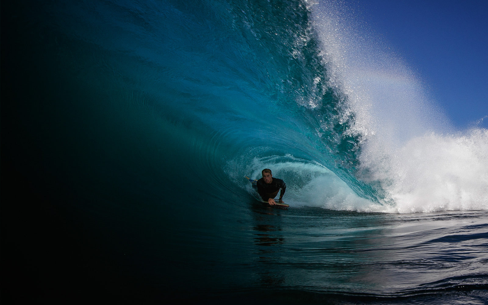 Glen Thurston Bodyboarding